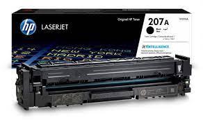 HP 207A Black Original LaserJet Toner Cartridge (W2210A)